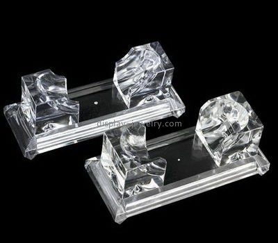 Custom clear acrylic bangle display stand BDJ-260