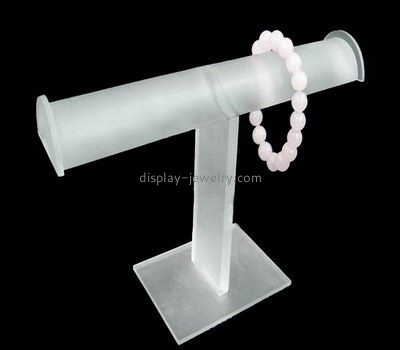Custom acrylic T bar holder for bracelet SH-263