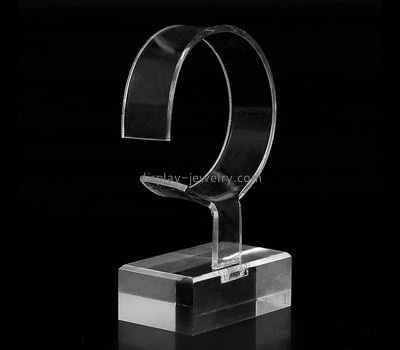Custom clear acrylic bracelet display stand BDJ-265