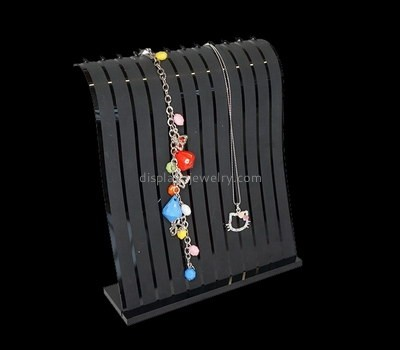Custom acrylic necklace display racks NDJ-783