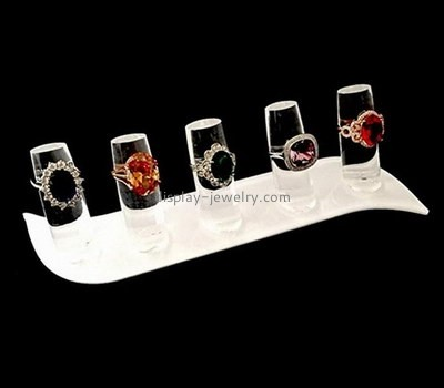 Custom acrylic ring display stand RDJ-245