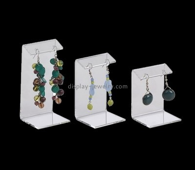 Custom acrylic earring display stands EDJ-491