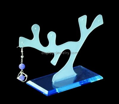 Custom tree shape acrylic earring display stands EDJ-499