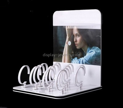 Custom retail acrylic watches displays WDJ-056